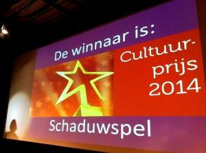 cultuurprijs 5